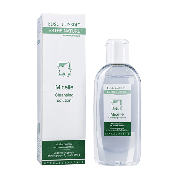 Micelle Cleansing solution